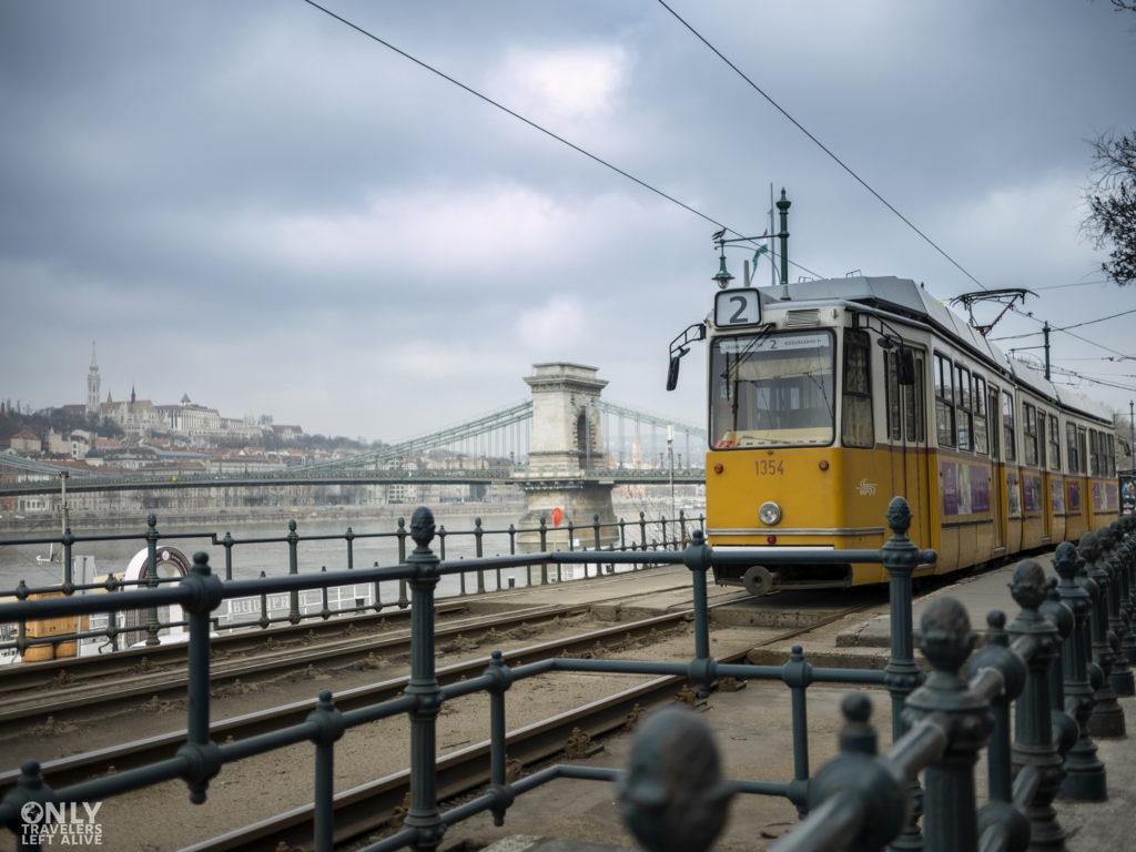 Budapeszt Dunaj only travelers left alive
