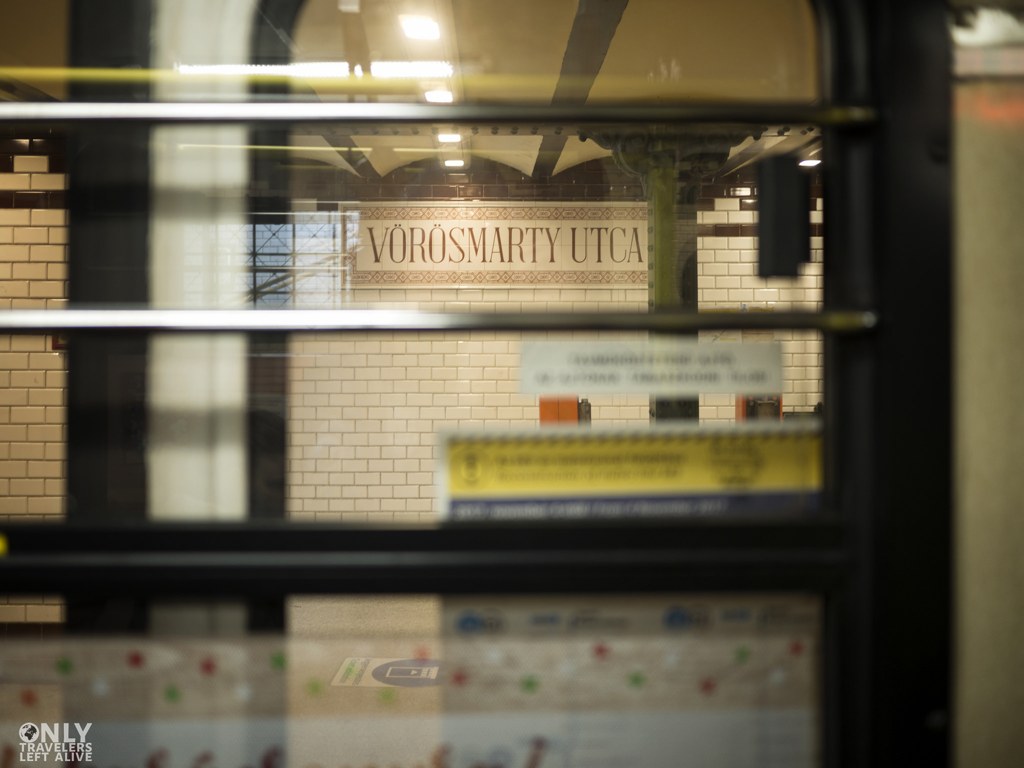 Budapeszt metro only travelers left alive