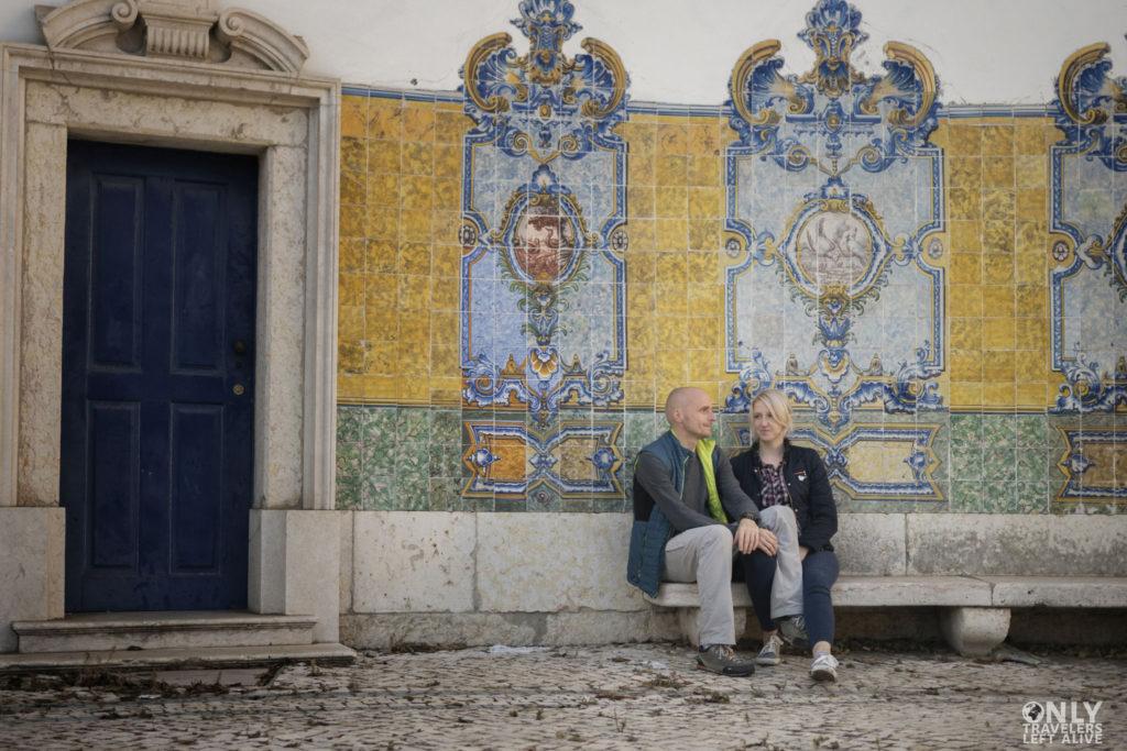 Lizbona Only Travelers Left Alive