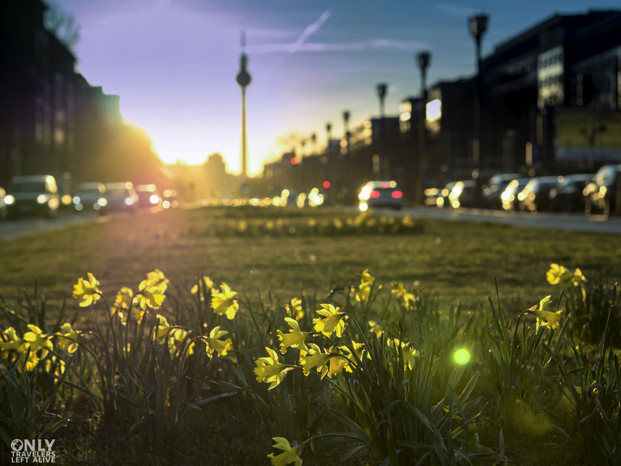 Berlin karl marx stadt only travelers left alive