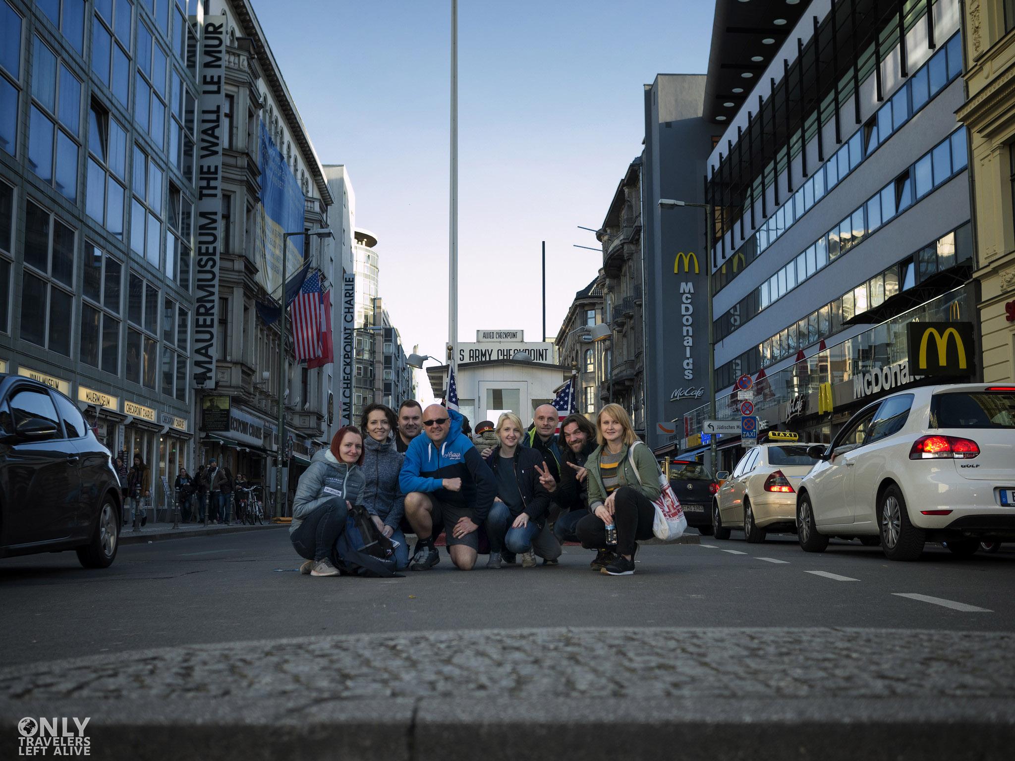 Berlin Checkpoint Charlie