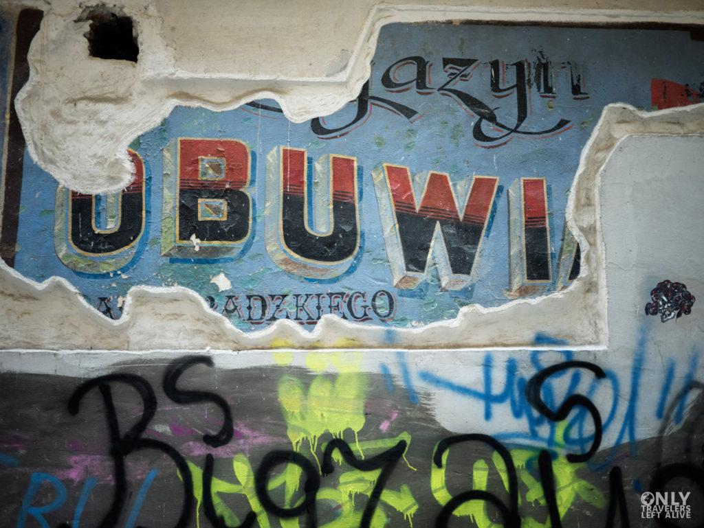 Lwów only travelers left alive