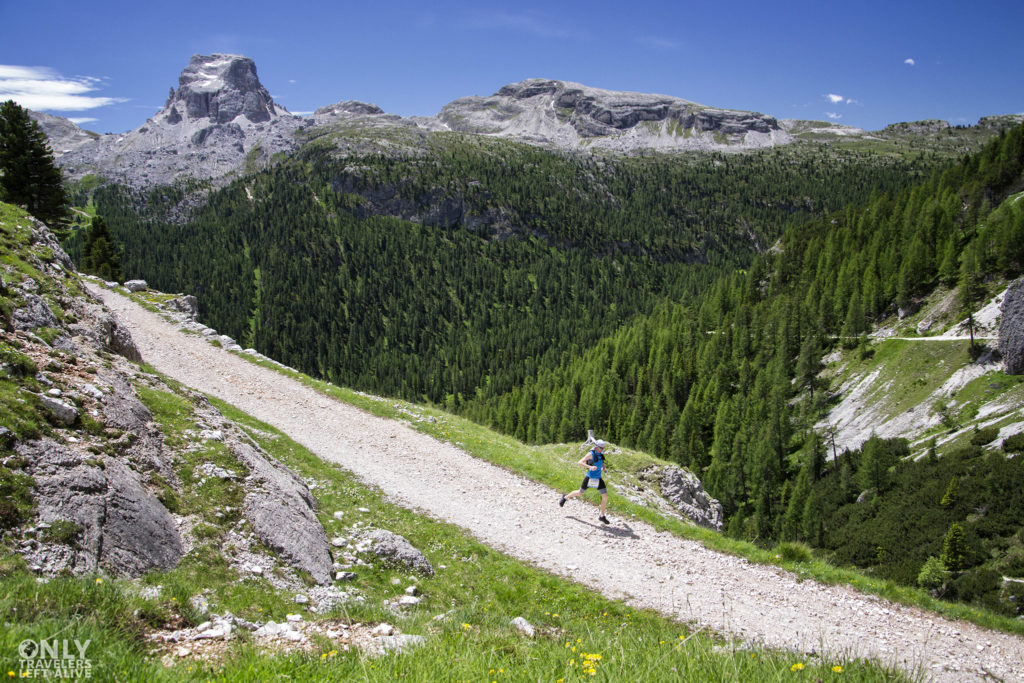Cortina Trail Only Travelers Left Alive