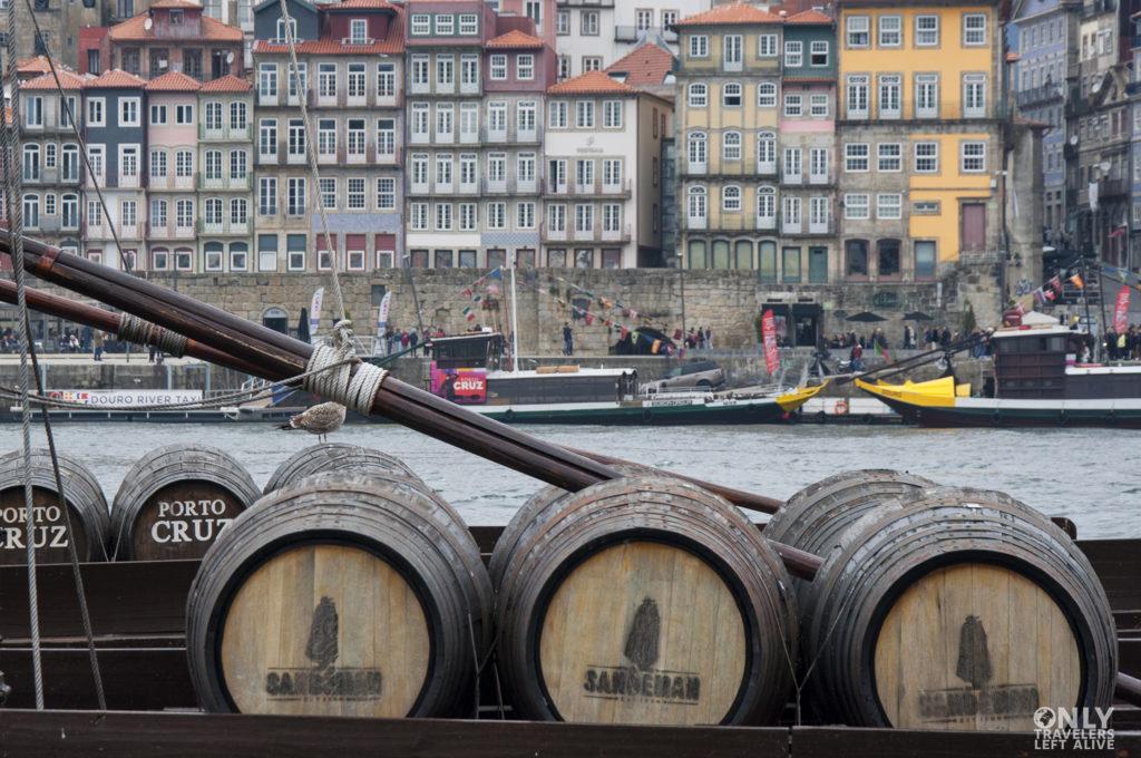 Porto only travelers left alive
